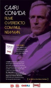 CARTAZ EVENTO 9 DE MAIO NO CINE ODEON