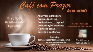 WORKSHOP CAFE COM PRAZER